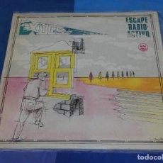 Disques de vinyle: EXPRO LP MAXI SINGLE EXOCET ESCAPE RADIOACTIVO PQUEÑAS SEÑALES DE USO DECENTE 1983. Lote 240196765