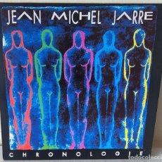 Discos de vinilo: JEAN-MICHEL JARRE - CHRONOLOGIE POLYDOR - 1993. Lote 240227915