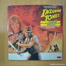 Dischi in vinile: JOHN WILLIAMS - INDIANA JONES ET LE TEMPLE MAUDIT - GATEFOLD - LP. Lote 240235845