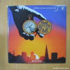 Disques de vinyle: MIKLOS ROZSA - TIME AFTER TIME - LP. Lote 240235890