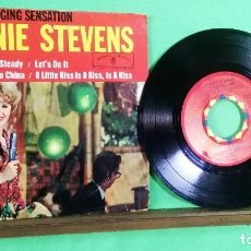 Disques de vinyle: CONNIE STEVENS . TOO YOUNG TO GO STEADY . EP 4CANCIONES- LIMPIO,TRATADO CON ALCOHOL ISOPROPÍLICO. AZ. Lote 240247275