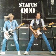 Discos de vinilo: STATUS QUO - QUO - LP 1974. Lote 240254785