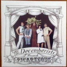 Discos de vinilo: DECEMBERISTS - PICARESQUE. Lote 240254935