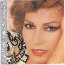Discos de vinilo: ROCIO JURADO - Y SIN EMBARGO, TEQUIERO / SINGLE RCA DE 1983 / BUEN ESTADO RF-4798. Lote 240263990