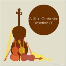 Discos de vinilo: A LITTLE ORCHESTRA - JOSEFINA EP. ELEFANT RECORDS. NUEVO!. Lote 240347240