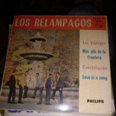 Discos de vinilo: RELÁMPAGOS. Lote 240369135