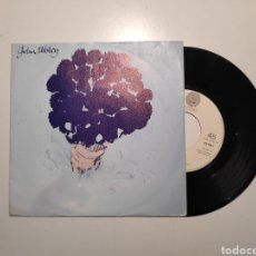 Disques de vinyle: JOHN ILLSLEY (DIRE STRAITS), HIGH STAKES. SINGLE VINILO 45RPM. Lote 240382460