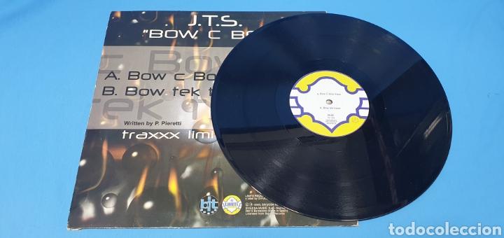 "Discos de vinilo: DISCO DE VINILO - J.T.S. ""BOW C BOW"" - TRAXXX LIMITE RECORDS - Foto 3 - 240421095"