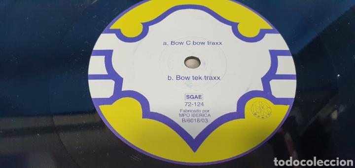 "Discos de vinilo: DISCO DE VINILO - J.T.S. ""BOW C BOW"" - TRAXXX LIMITE RECORDS - Foto 4 - 240421095"