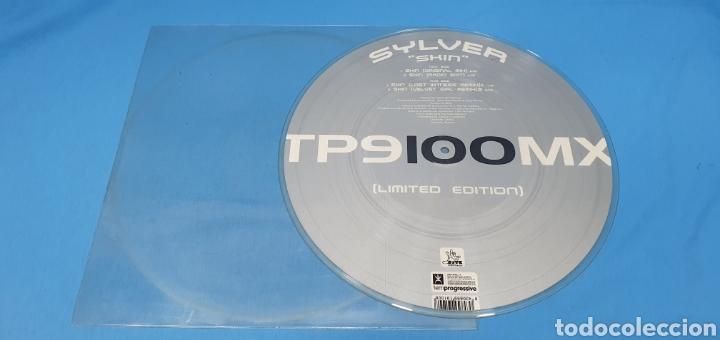 """Discos de vinilo: DISCO DE VINILO - SYLVER """"SKIN"""" - Foto 2 - 240422185"""