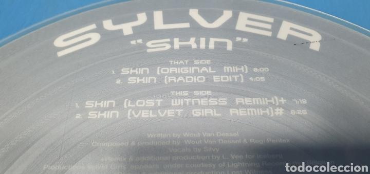 """Discos de vinilo: DISCO DE VINILO - SYLVER """"SKIN"""" - Foto 6 - 240422185"""
