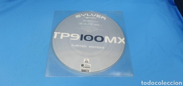 """DISCO DE VINILO - SYLVER """"SKIN"""" (Música - Discos de Vinilo - Maxi Singles - Pop - Rock Internacional de los 90 a la actualidad)"""