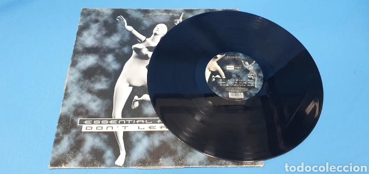 Discos de vinilo: DISCO DE VINILO - ESSENTIAL FEAT. ALEX - DONT LEAVE ME NOW - Foto 2 - 240424770