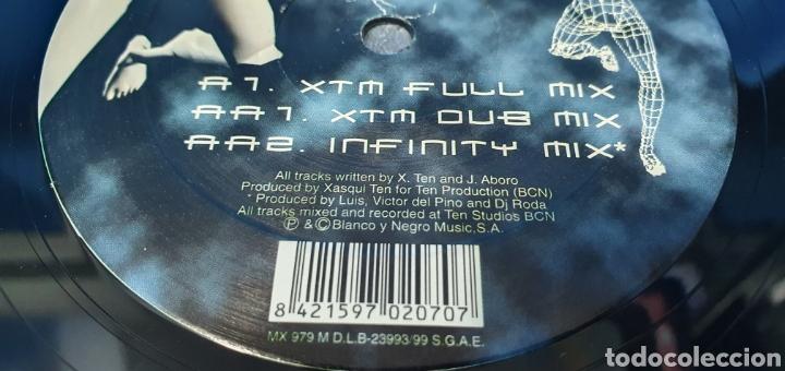 Discos de vinilo: DISCO DE VINILO - ESSENTIAL FEAT. ALEX - DONT LEAVE ME NOW - Foto 3 - 240424770