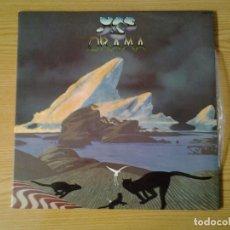 Discos de vinilo: YES -DRAMA- LP ATLANTIC 1980 ED. ESPAÑOLA S 90.272 MUY BUENAS CONDICIONES Y MUY POCO USO.. Lote 240425185