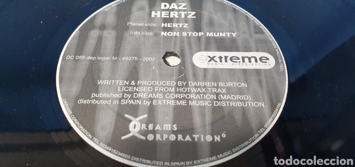 Discos de vinilo: DAZ HERTZ - NON STOP MUNTY - Foto 3 - 240425800