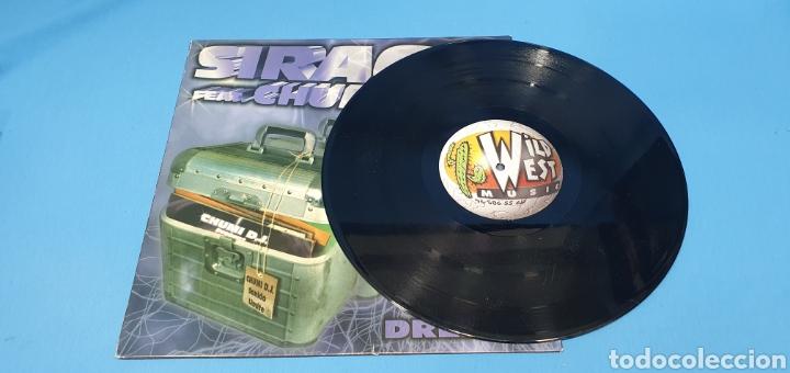Discos de vinilo: DISCO DE VINILO - SIRAGO FEAT CHUMI D.J. - FOLLOW MY DREAMS - Foto 2 - 240429325