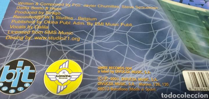 Discos de vinilo: DISCO DE VINILO - SIRAGO FEAT CHUMI D.J. - FOLLOW MY DREAMS - Foto 5 - 240429325