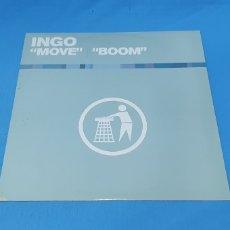 "Discos de vinilo: DISCO DE VINILO - INGO - ""MOVE"" ""BOOM"". Lote 240433455"