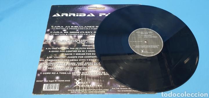 Discos de vinilo: DISCO DE VINILO - GIGI PUSSY vs DJ TOÑIN - IMBALANCE - Foto 3 - 240439360