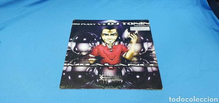 DISCO DE VINILO - GIGI PUSSY VS DJ TOÑIN - IMBALANCE (Música - Discos de Vinilo - Maxi Singles - Pop - Rock Internacional de los 90 a la actualidad)