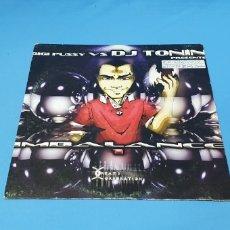 Discos de vinilo: DISCO DE VINILO - GIGI PUSSY VS DJ TOÑIN - IMBALANCE. Lote 240439360