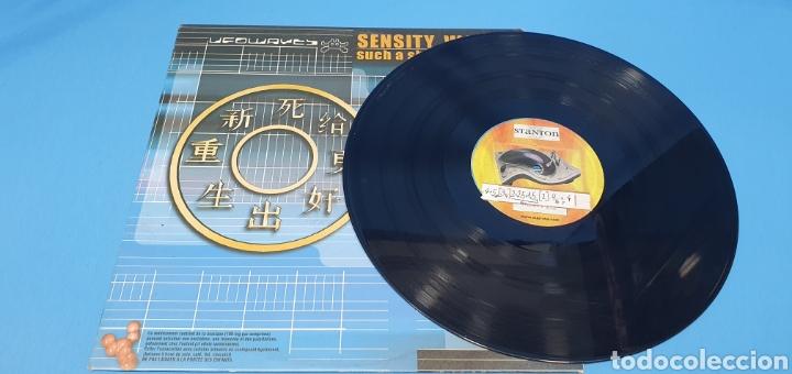 Discos de vinilo: DISCO DE VINILO - SENSITY WORLD - SUCH A SHAME - Foto 2 - 240440145