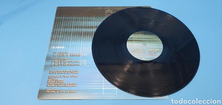 Discos de vinilo: DISCO DE VINILO - SENSITY WORLD - SUCH A SHAME - Foto 3 - 240440145