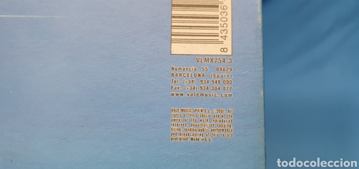 Discos de vinilo: DISCO DE VINILO - SENSITY WORLD - SUCH A SHAME - Foto 5 - 240440145