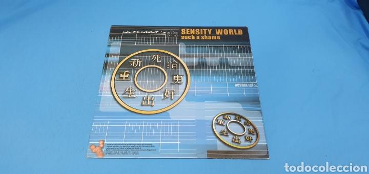 DISCO DE VINILO - SENSITY WORLD - SUCH A SHAME (Música - Discos de Vinilo - Maxi Singles - Pop - Rock Internacional de los 90 a la actualidad)
