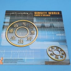 Discos de vinilo: DISCO DE VINILO - SENSITY WORLD - SUCH A SHAME. Lote 240440145