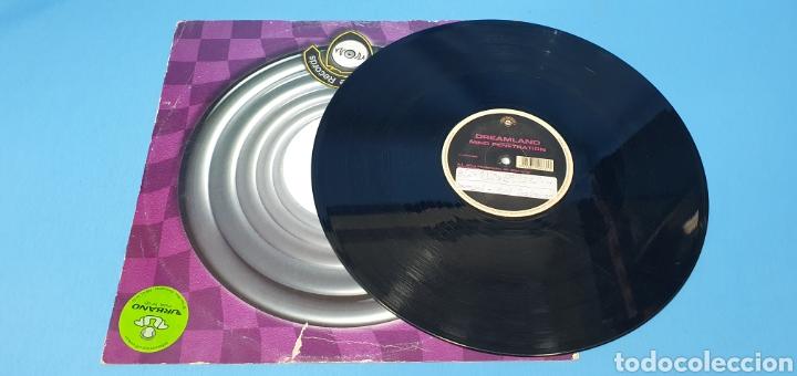 Discos de vinilo: DISCO DE VINILO - DREAMLAND - MIND PENETRATION - Foto 2 - 240440985