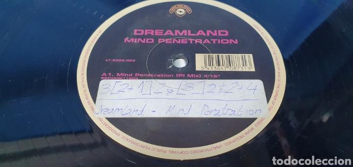 Discos de vinilo: DISCO DE VINILO - DREAMLAND - MIND PENETRATION - Foto 3 - 240440985