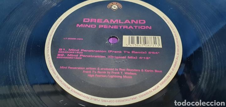 Discos de vinilo: DISCO DE VINILO - DREAMLAND - MIND PENETRATION - Foto 5 - 240440985