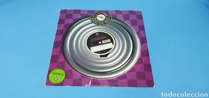 DISCO DE VINILO - DREAMLAND - MIND PENETRATION (Música - Discos de Vinilo - Maxi Singles - Pop - Rock Internacional de los 90 a la actualidad)