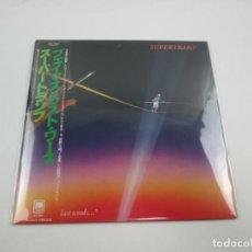 Discos de vinilo: VINILO EDICIÓN JAPONESA DEL LP DE SUPERTRAMP FAMOUS LAST WORDS....... Lote 240477980