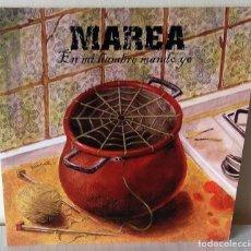 Discos de vinilo: MAREA - EN MI HAMBRE MANDO YO DRO - 2011. Lote 240482440