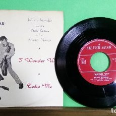 Disques de vinyle: JOHNNY ROLANDO . I WONDER WHY - LIMPIO,TRATADO CON ALCOHOL ISOPROPÍLICO. AZ. Lote 240497460