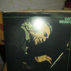 Discos de vinilo: DAVE BRUBECK – DAVE BRUBECK. Lote 240504720
