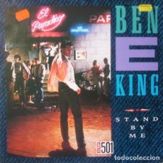 Discos de vinilo: BEN E. KING – STAND BY ME. Lote 240504920
