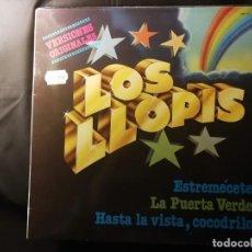 Discos de vinilo: DISCO LP-LOS LLOPIS - AÑO 1981. Lote 240527335