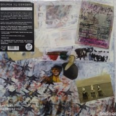 Discos de vinilo: GOLPEA TU CEREBRO: SPANISH UNDERGROUND CASSETTE CULTURE, 1980-1988. CAJA 2 LP VINILO. PRECINTADO. Lote 240535115