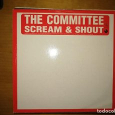 Discos de vinilo: LOTE 2 DISCOS. FREEDOM! M.L.K.(STILL MISSING YOU) Y THE COMMITTEE-SCREAM & SHOUT. Lote 240539860