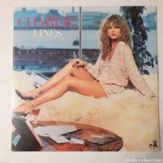 Discos de vinilo: CHARLIE. LINES. JXS-7036. 1978 USA. DISCO VG++. CARÁTULA VG++.. Lote 240541685