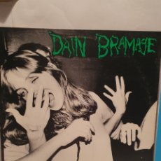Discos de vinil: DAIN BRAMAGE, I SCREAM NOT COMING DOWN. LP, 1986.. Lote 240554530