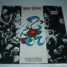 Discos de vinilo: LP ROSE TATTOO - ROSE TATTOO. Lote 240576070