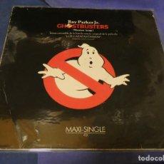 Disques de vinyle: EXPRO MAXISINGLE RAY PARKER JR GHOSTBUSTERS 1984 ESTADO DECENTE. Lote 240579805