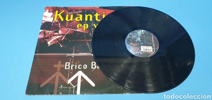 Discos de vinilo: DISCO DE VINILO - KUANTICO ep vol. 2 - Brico Bass - Foto 2 - 240587070