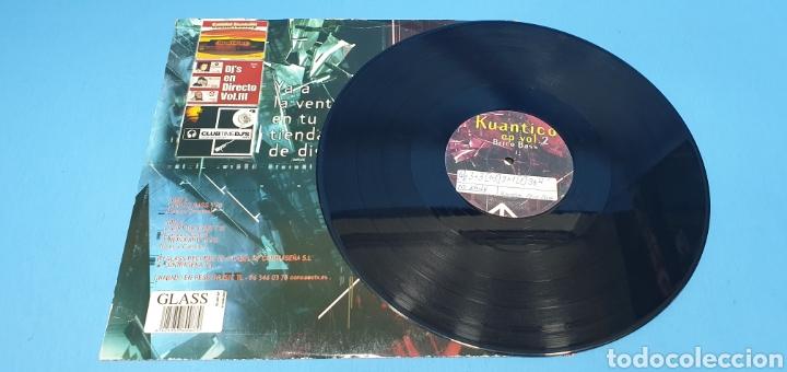 Discos de vinilo: DISCO DE VINILO - KUANTICO ep vol. 2 - Brico Bass - Foto 4 - 240587070