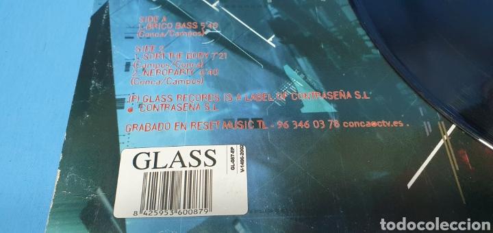 Discos de vinilo: DISCO DE VINILO - KUANTICO ep vol. 2 - Brico Bass - Foto 5 - 240587070